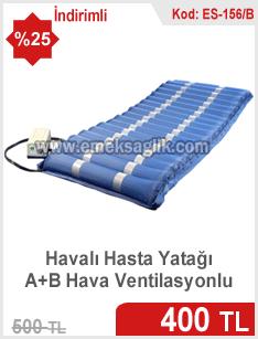 A+B hava ventilasyonlu havalı yatak