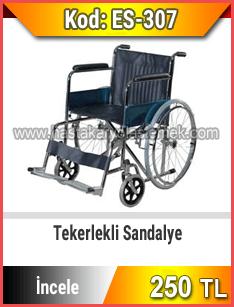 Tekerlekli Sandalye (Sakat Arabası)